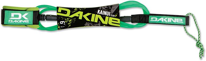 "Dakine Kainui Team 6'X 1/4"" Neon Green-30"