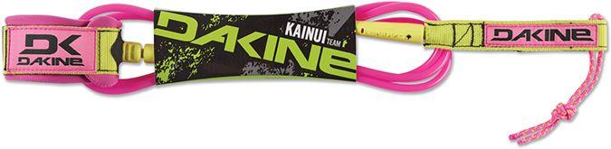 """Dakine Kainui Team 6'X 1/4"""" Pink-30"""