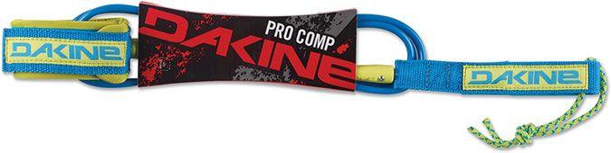 "Dakine Kai Procom 5'X 3/16"" Neon Blue-30"
