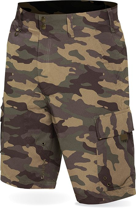 Dakine Pole Bender Short Camo-30