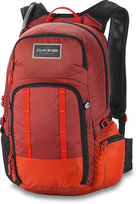 Dakine Amp 18l With Reservoir Red Rock / Blaze-30