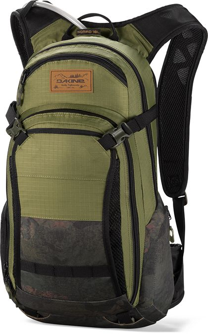 Dakine Nomad 18l With Reservoir Peatland-30