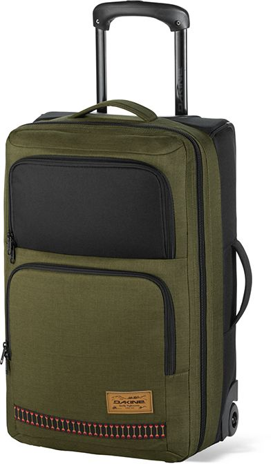 Dakine Womens Carry-On Roller 36l Fern-30