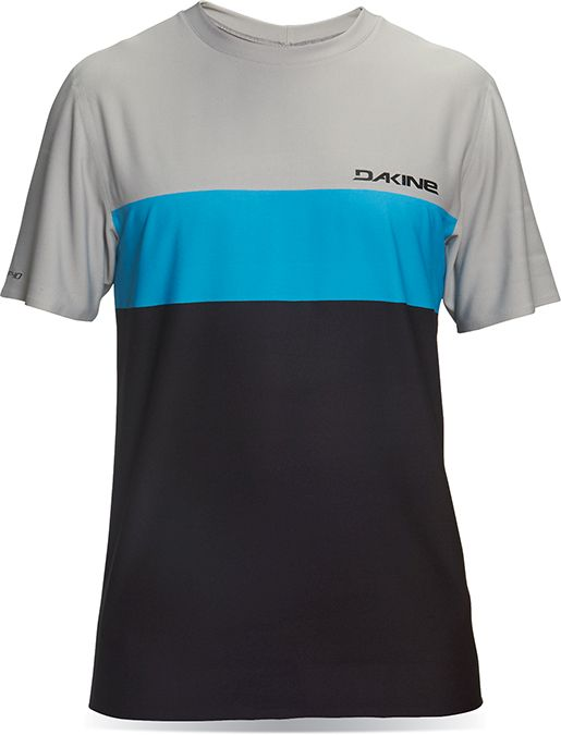 Dakine Intermission Loose Fit Shortsleeves Neon / Blue-30