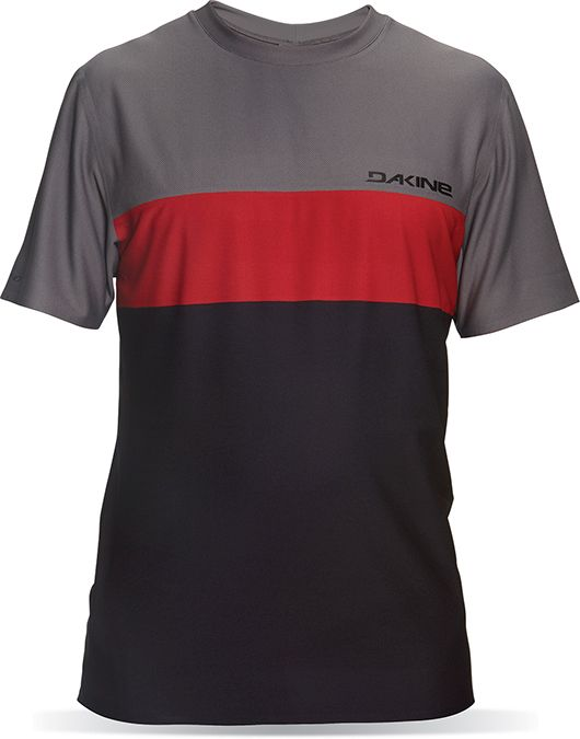 Dakine Intermission Loose Fit Shortsleeves Racing Red-30