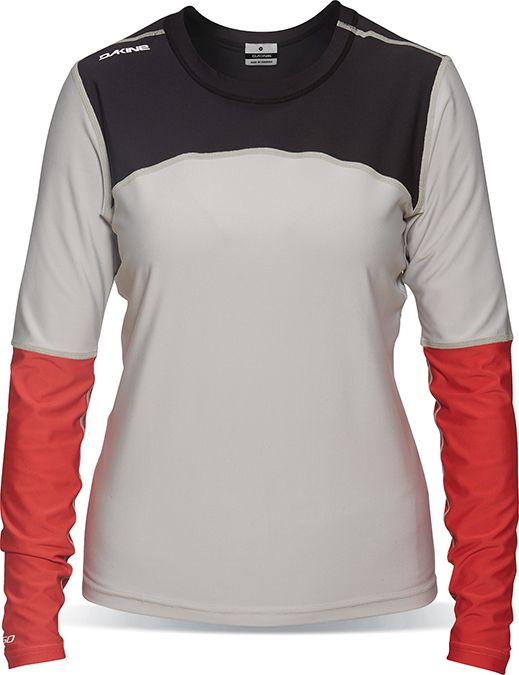 Dakine Flow Loose Fit Longsleeves Lunar Rocks-30