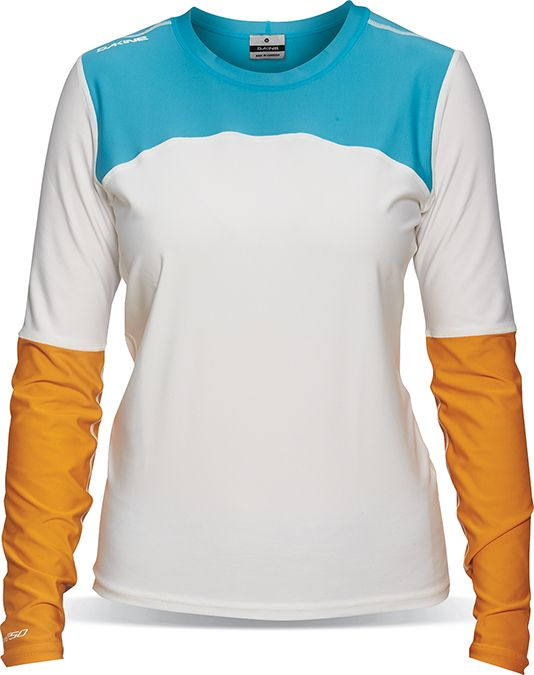 Dakine Flow Loose Fit Longsleeves White-30