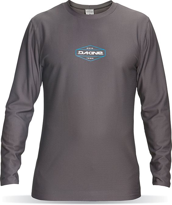 Dakine H2o-Man Loose Fit Longsleeves Gunmetal-30