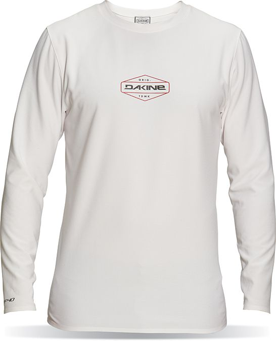 Dakine H2o-Man Loose Fit Longsleeves White-30