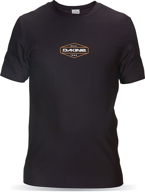 Dakine H2o-Man Loose Fit Shortsleeves Black-30