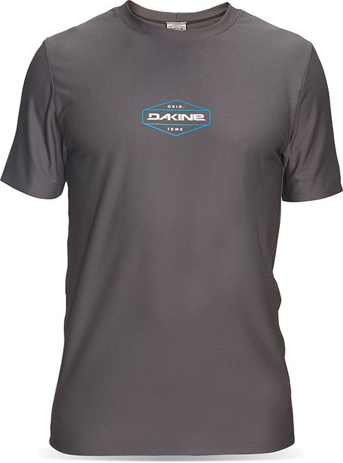 Dakine H2o-Man Loose Fit Shortsleeves Gunmetal-30
