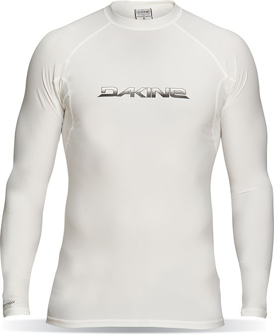 Dakine Heavy Duty Snug Fit Longsleeves White-30