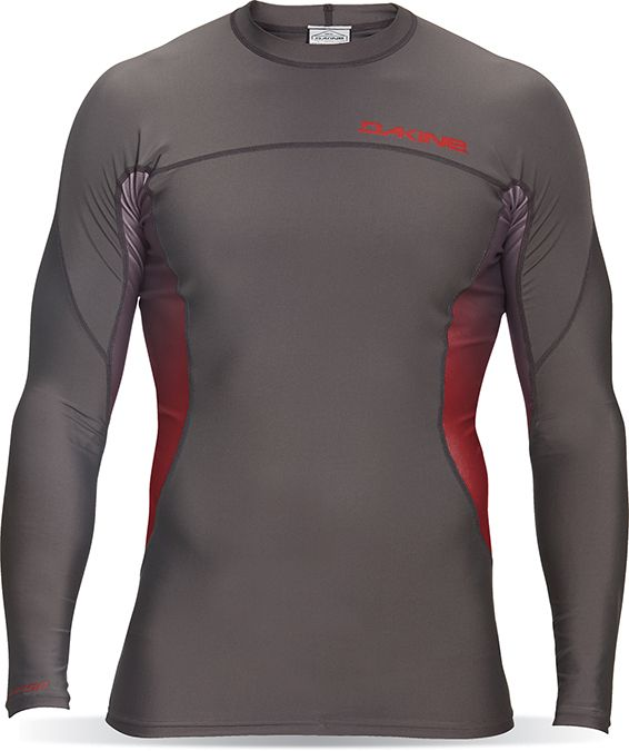 Dakine Wrath Snug Fit Longsleeves Gunmetal-30