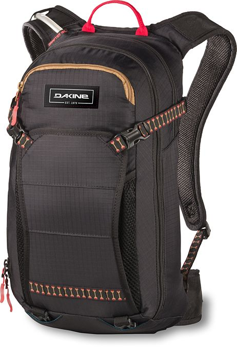 Dakine Womens Drafter 12l With Reservoir Black Ripstop-30