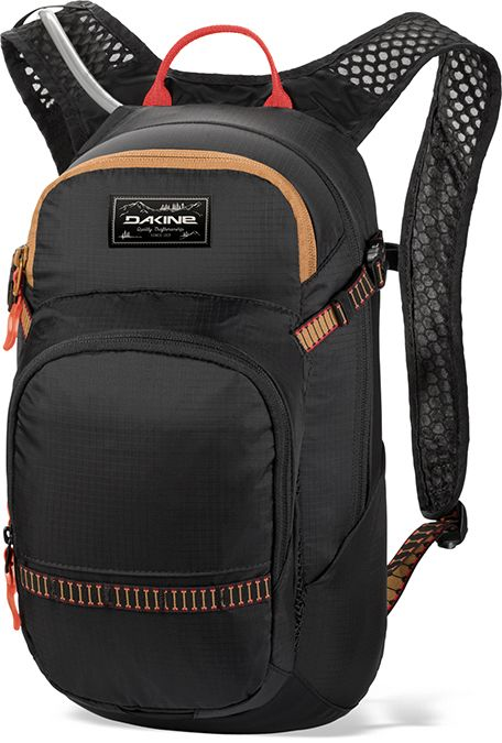 Dakine Womens Session 12l With Reservoir Black Ripstop-30