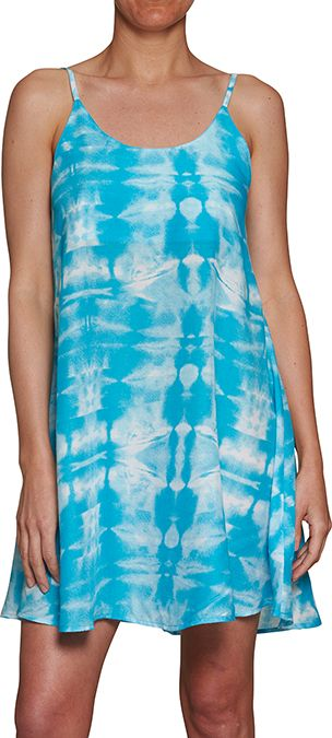 Dakine Izzy Dress Maui Blue Tie Dye-30