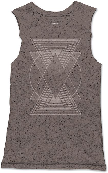 Dakine Prism Muscle Tank Heather Grey-30