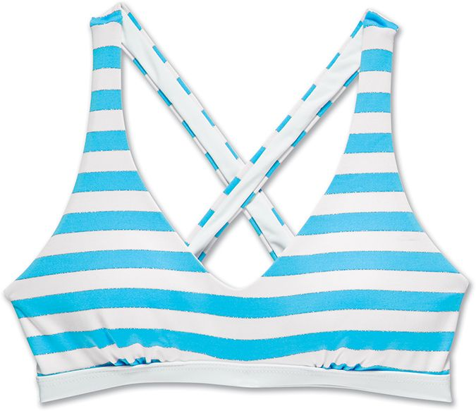 Dakine Mylee Criss Cross Top Maui Stripe-30