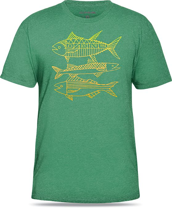 Dakine Catch Green Heather-30