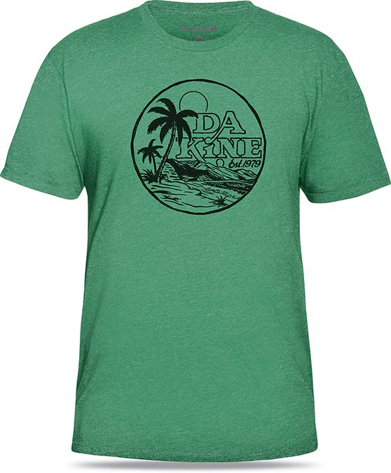 Dakine Palm Tides Green Heather-30