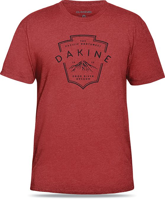 Dakine Arrow Hood Red Heather-30