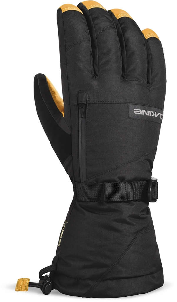 Dakine Leather Titan Glove Black / Tan-30