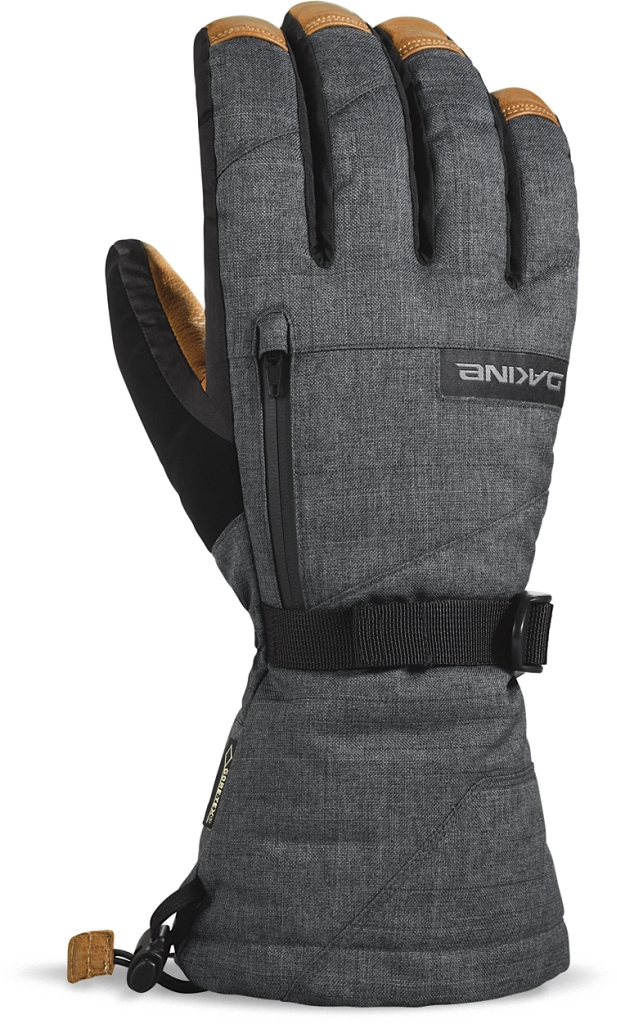 Dakine Leather Titan Glove Carbon-30