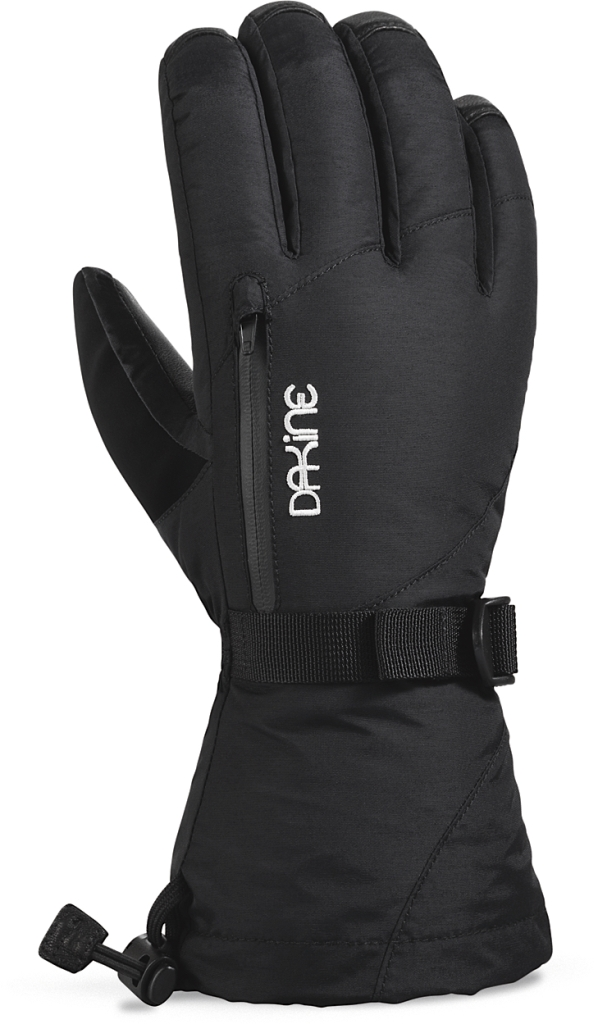 Dakine Leather Sequoia Glove Black-30