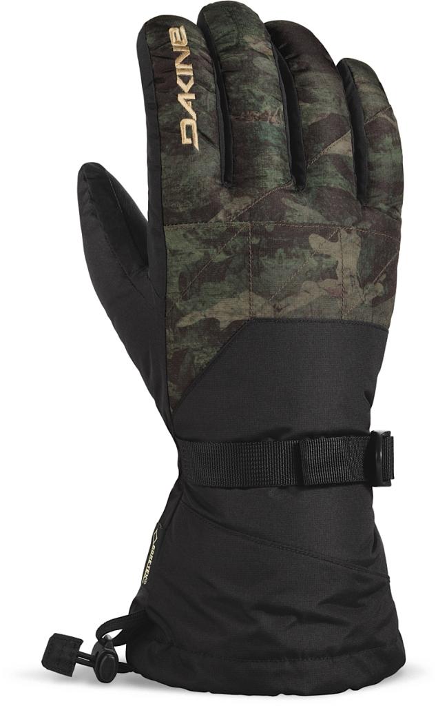 Dakine Frontier Glove Peat Camo-30