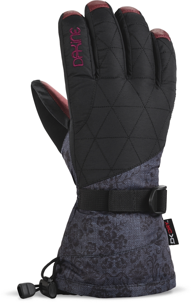 Dakine Leather Camino Glove Claudette-30
