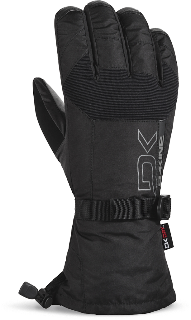 Dakine Leather Scout Glove Black-30