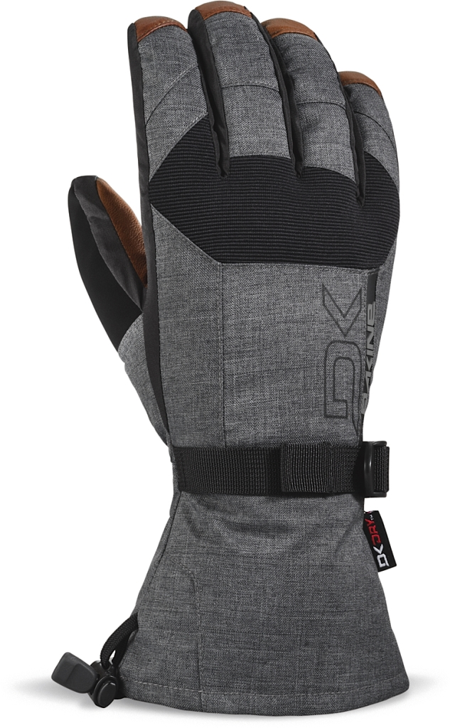 Dakine Leather Scout Glove Carbon-30