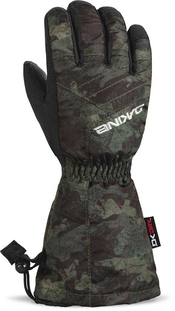 Dakine Tracker Glove Peat Camo-30