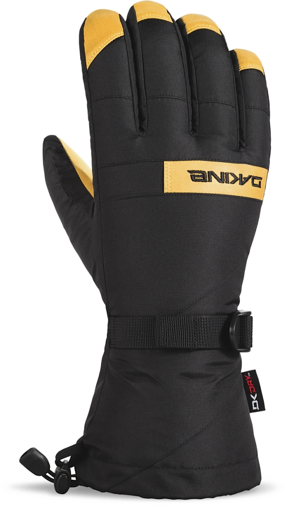 Dakine Nova Glove Black / Tan-30