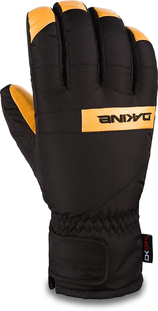 Dakine Nova Short Glove Black / Tan-30