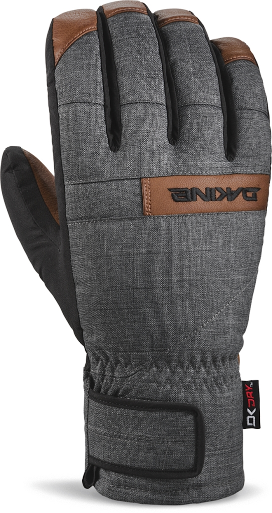 Dakine Nova Short Glove Carbon-30
