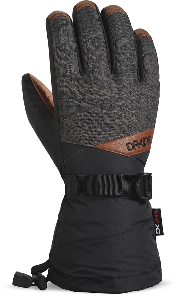Dakine Tahoe Glove Charcoal-30