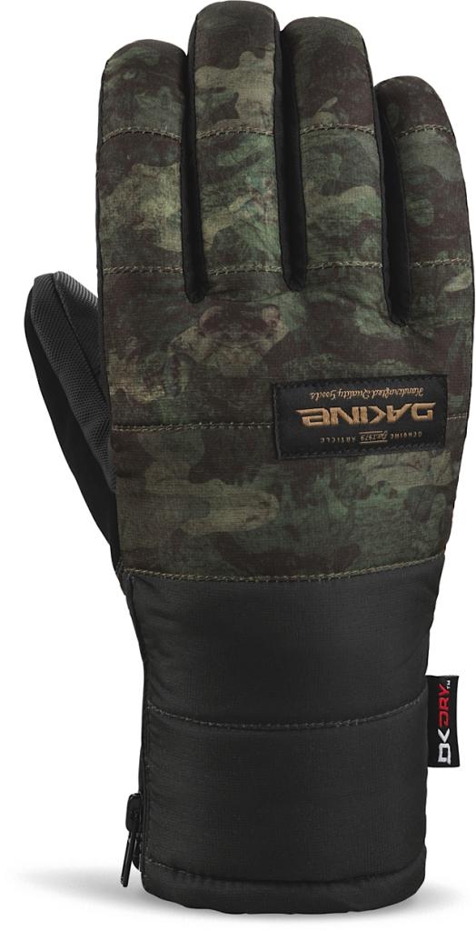 Dakine Omega Glove Peat Camo-30