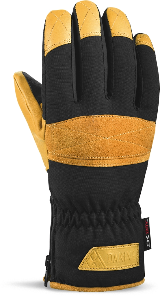 Dakine Corsa Glove Black / Tan-30