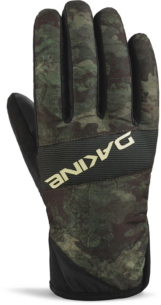 Dakine Crossfire Glove Peat Camo-30