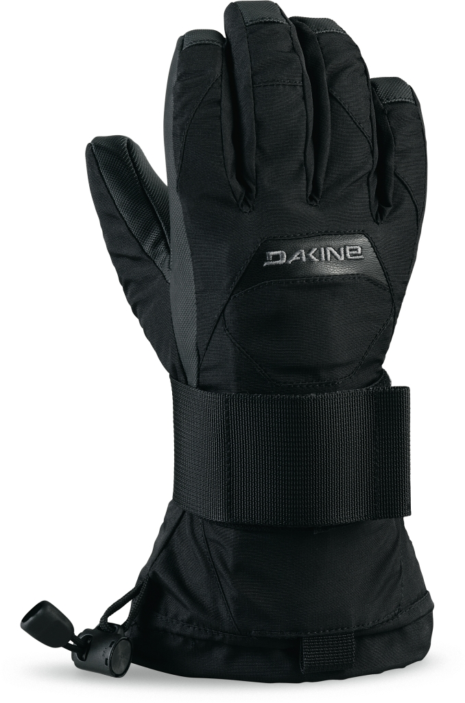 Dakine Wristguard Jr Glove Black-30