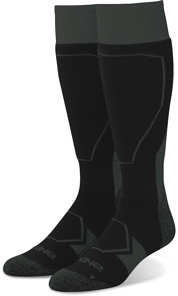 Dakine Mens Summit Sock Black-30
