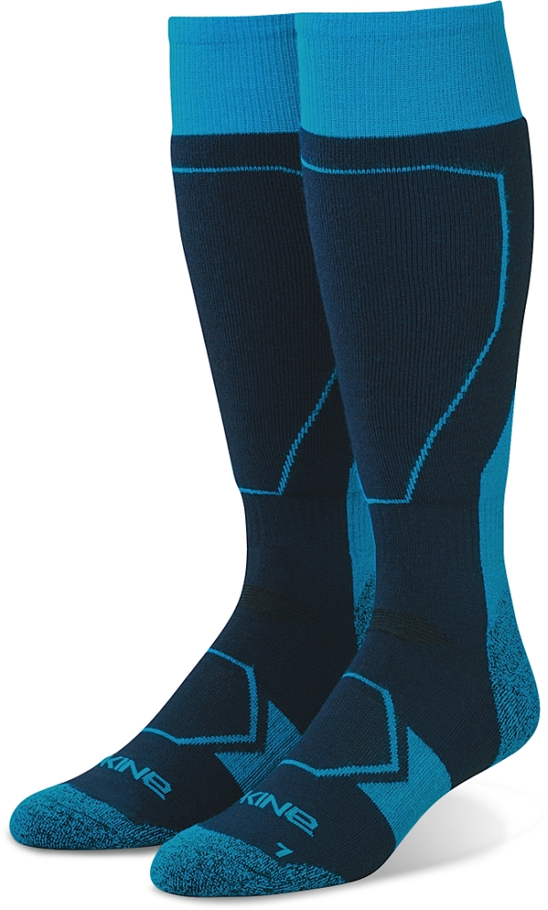 Dakine Mens Summit Sock Blues-30