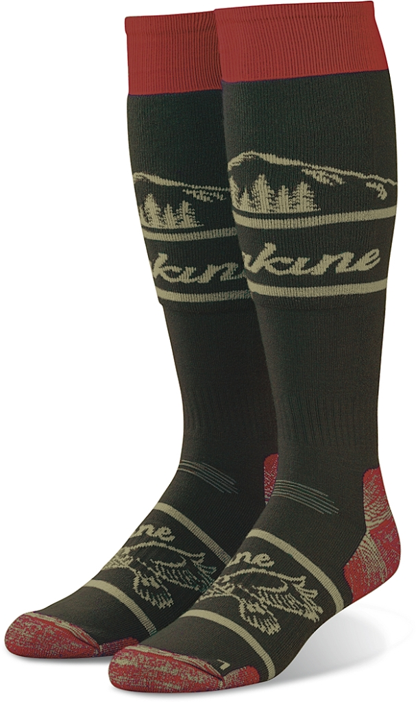 Dakine Mens Freeride Sock Mountain-30