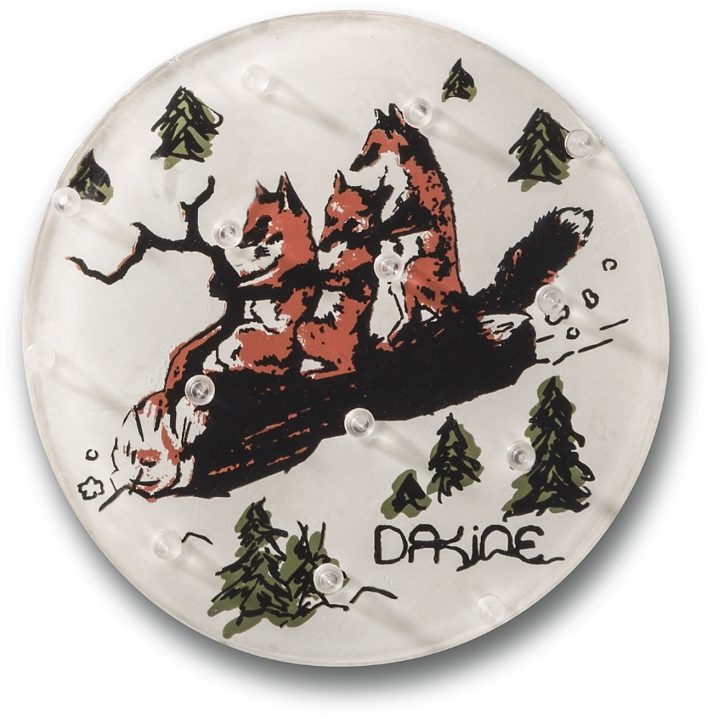 Dakine Circle Mat Foxes-30
