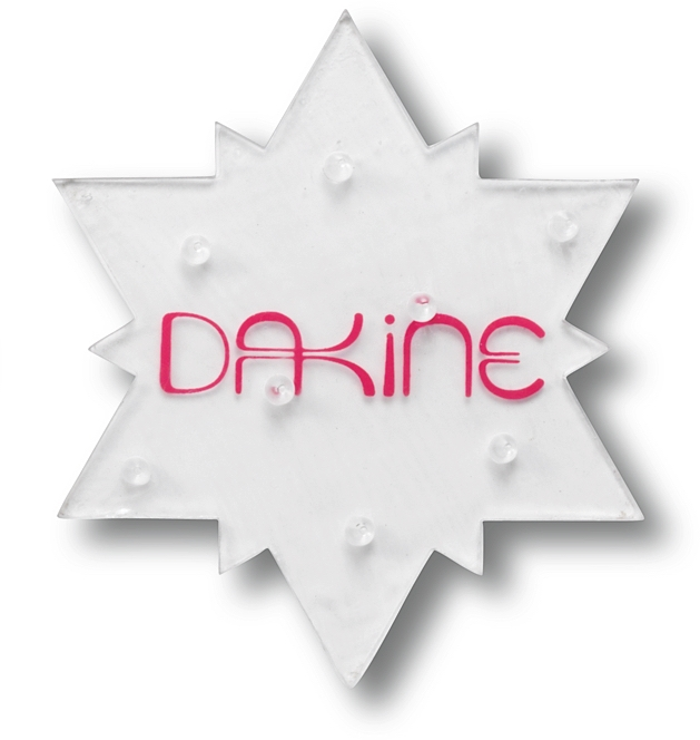Dakine Flake Mat Clear-30