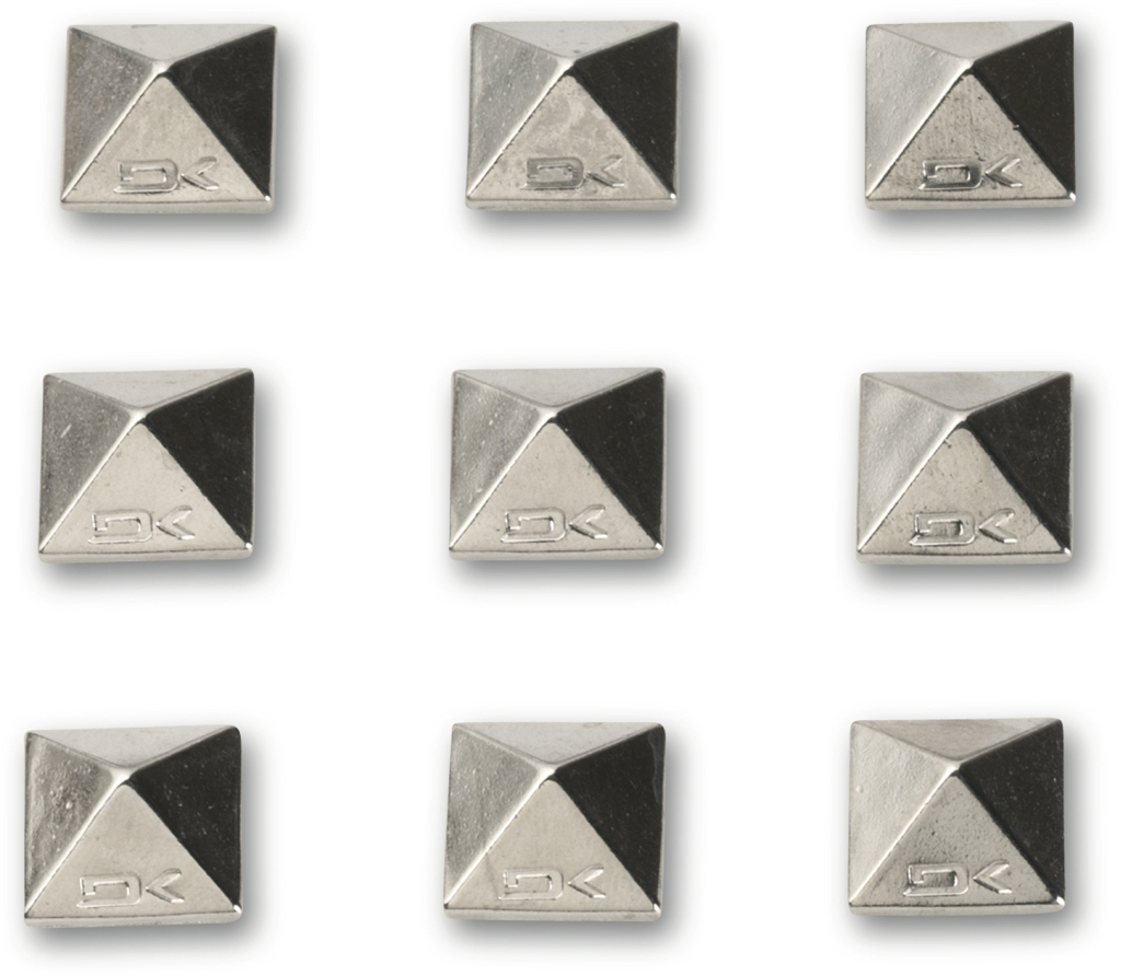 Dakine Pyramid Studs Chrome-30