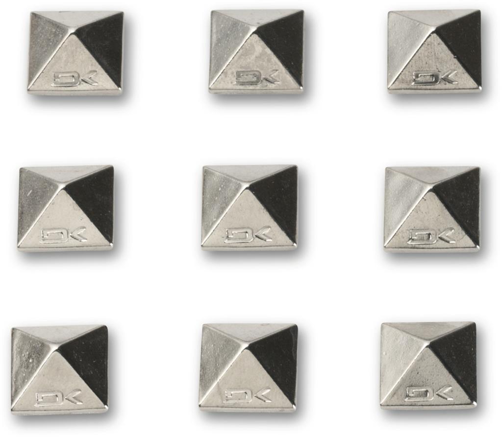 Dakine Pyramid Studs Chrome-30