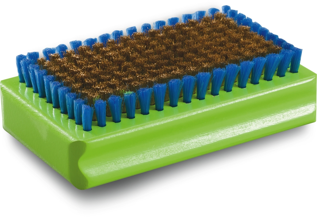 Dakine Brass Tuning Brush Green-30