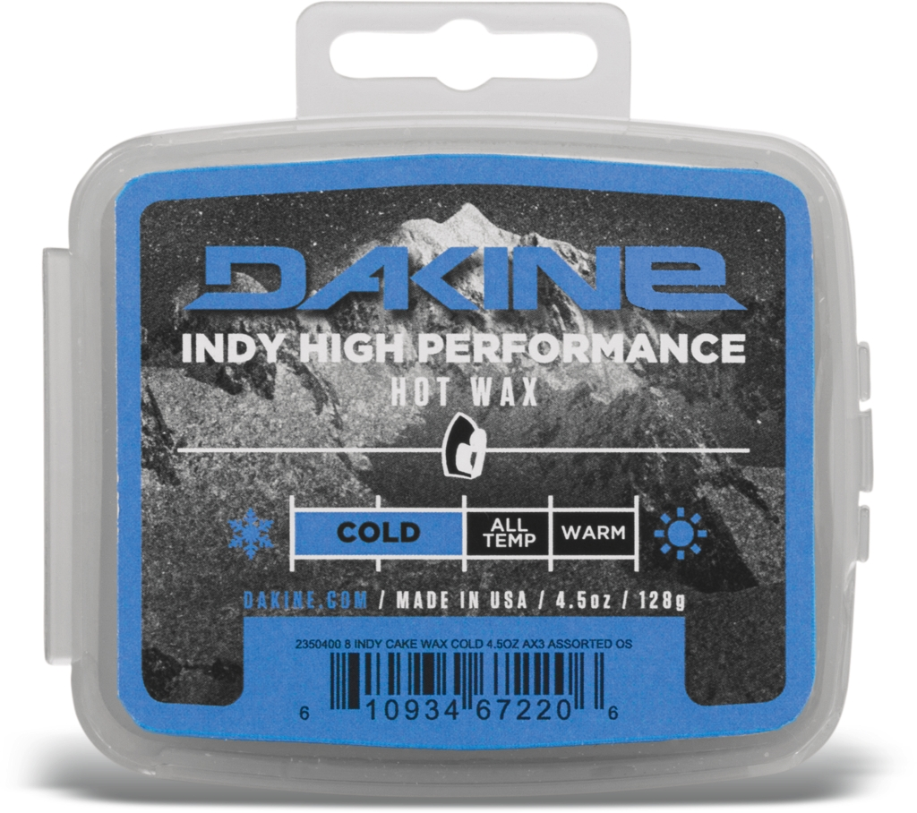 Dakine Indy Hot Wax Cold (4.5 Oz) Assorted-30